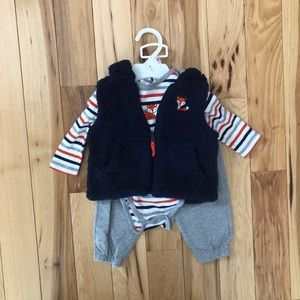 Baby boy outfit 9m